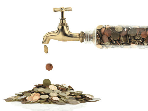 Saving on water can help you save more money in the long run