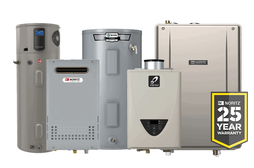 How big of a tankless hot water heater do I need?
