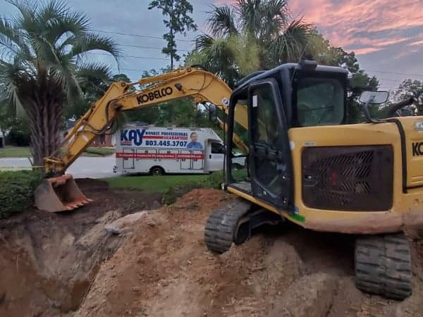 Commercial Plumbing Installation and Repair by Kay Plumbing