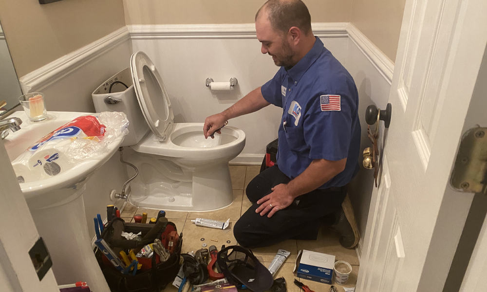 10 Common Plumbing Issues