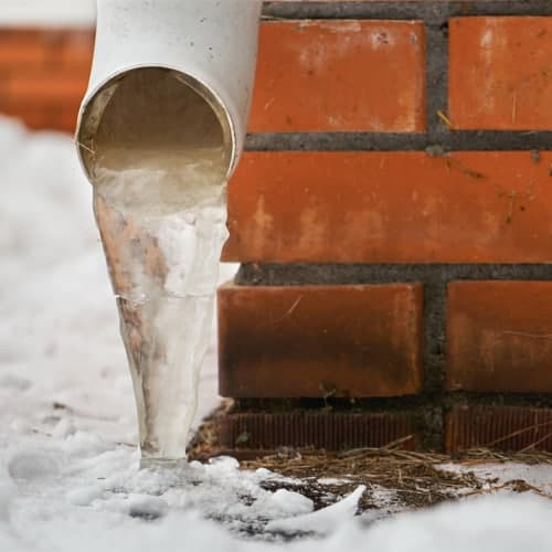 How to Detect, Find, and Fix a Frozen Pipe in Your House
