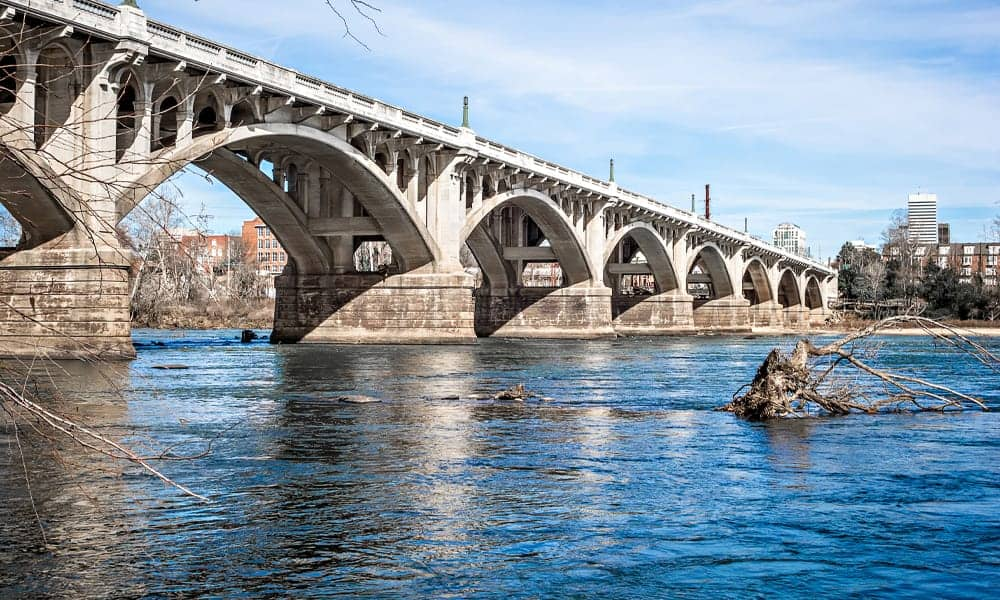 Columbia Water Quality Report