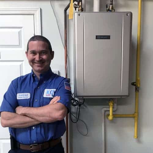 Tankless Water Heaters: An Upgrader's Guide
