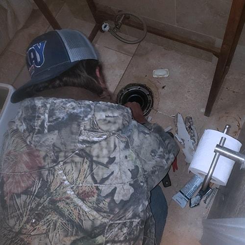 Commercial drain repairs